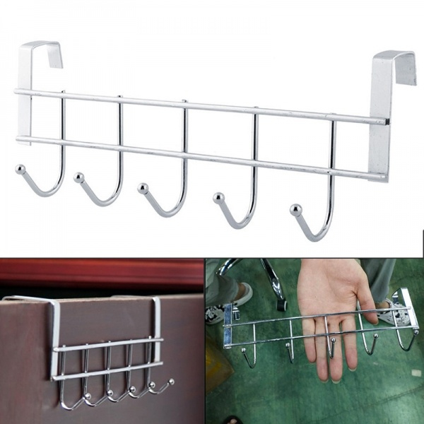 Steel, bathroomorganizer, Bathroom, Hangers
