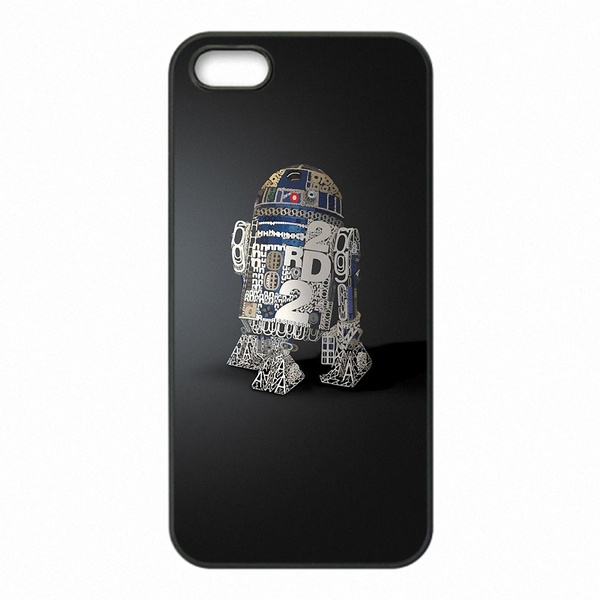 Coque Star Wars R2D2 Robot Phone Cases Covers For Apple iPhone, iPod Touch  4/5/6,HTC, Samsung Galaxy, SONY, Motorola,Huawei,Xiaomi