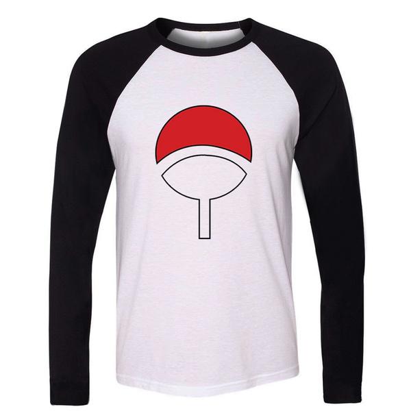 Wish Idzn Naruto Shippuden Village Uchiha Symbols Design Mens