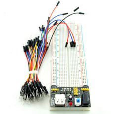 mb102powersupplymodule33v5v, mb102, 5v, breadboardboard830point