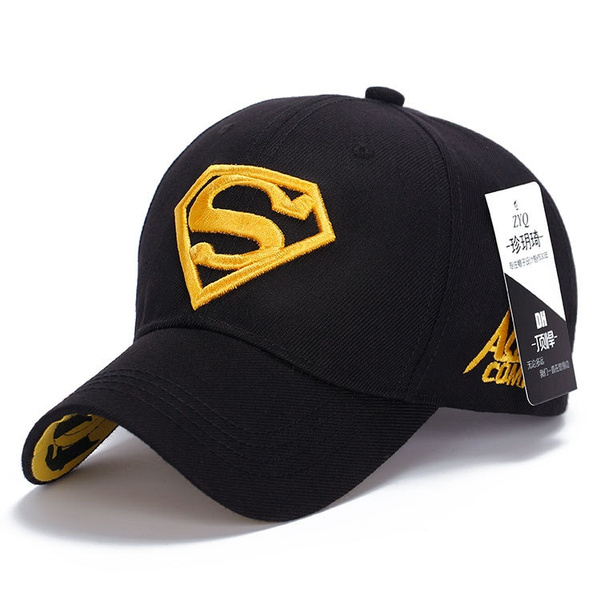 1f77da0b Cute | Quality Awesome Cap Superman Snapback Hat, Cheap Baseball Steampunk  Movie Crochet Caps Snapbacks Superman Hats, Basketball Hats for Men Women  Cap
