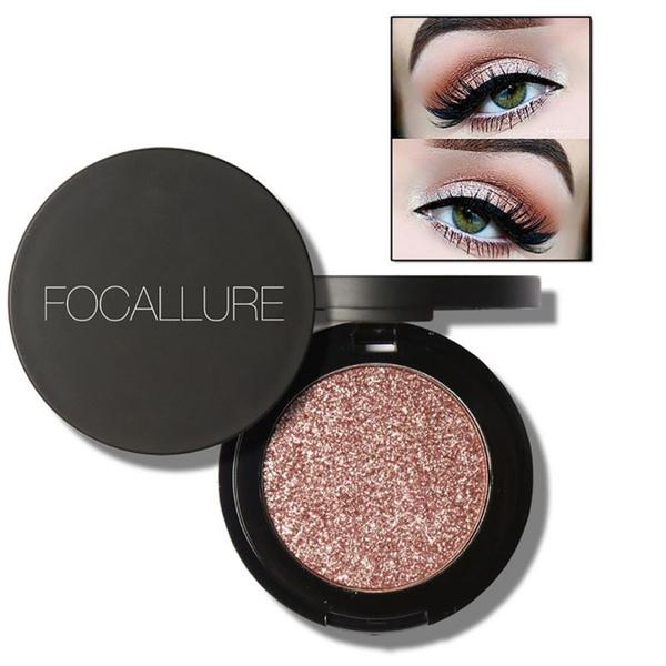 Picture of Ladies Glitter Eyeshadow Palette Make Up Eyeshadow Cosmtic