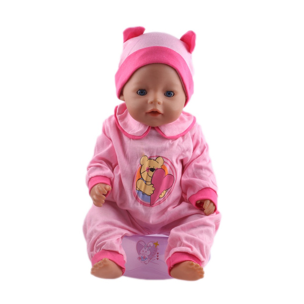 baby born interactive kleidung