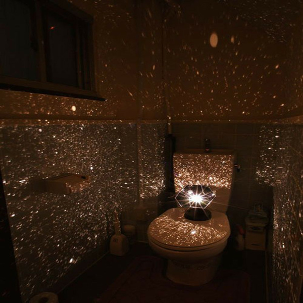 Durability DIY Romantic Light Yellow Novelty Gifts Astro Galaxy Lamp Astro  Star Galaxy Master Projector Laser Cosmos Sky Starry Night Light Lamp Sky