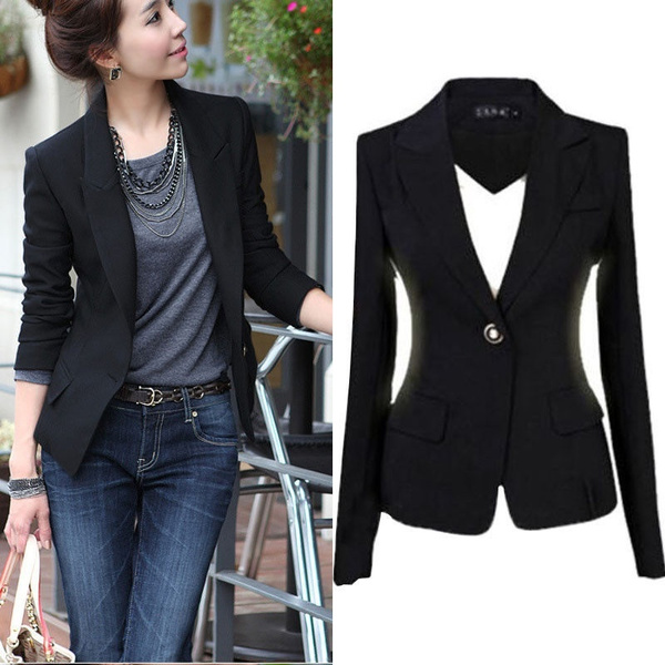 Fashion, Blazer, Coat, button