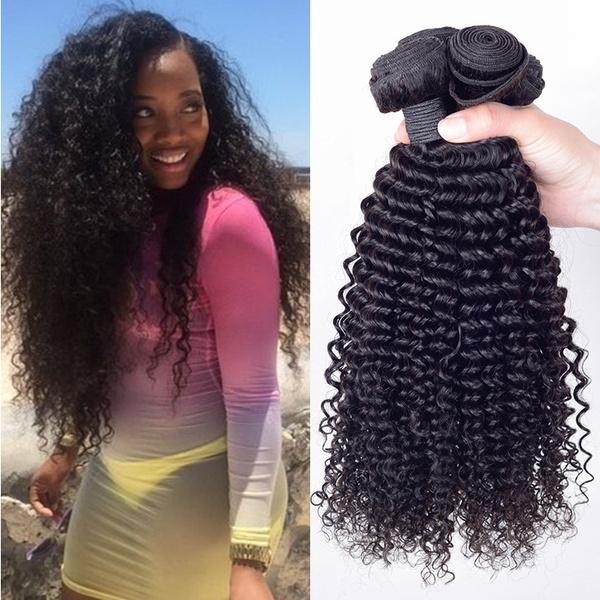 Wish Brazilian Afro Kinky Curly Weave Synthetic Hair Brazilian