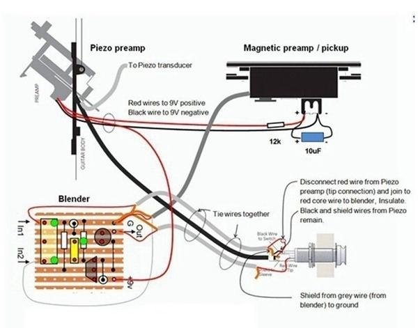 fishman piezo wiring diagram with electrical work wiring diagram \u2022 5-way strat switch wiring diagram wish best fishman eq equalizer acoustic guitar preamp piezo pickup rh wish com guitar wiring diagram