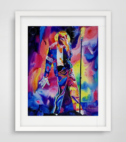 Michael-Jackson-Wall-Art | Wish