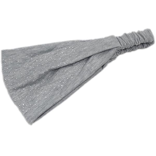 Women Head Wrap Soft Hair Band Headwear Turban Twist Headband BAS