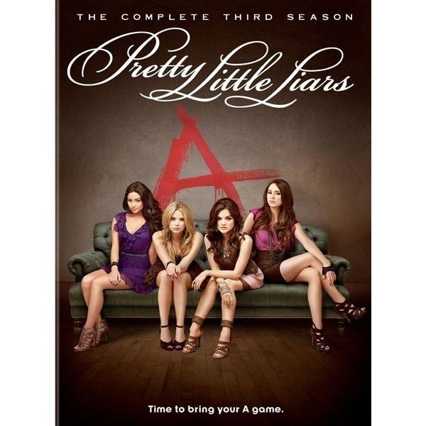 Pretty little liars dvd set