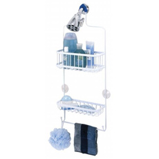 Shower, Bathroom Accessories, bathtubcaddysshelve, Bath & Shower Fixtures