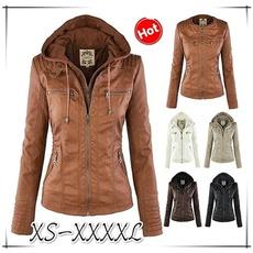 Plus Size, Outerwear, Classics, winter coat