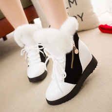 casual shoes, furboot, Fashion, Leather Boots