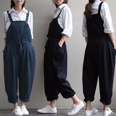 trousers, dungaree, pants, Vintage