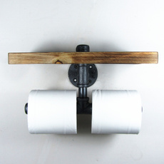 urban, Wall Mount, toiletpaperholdersmounted, Wooden