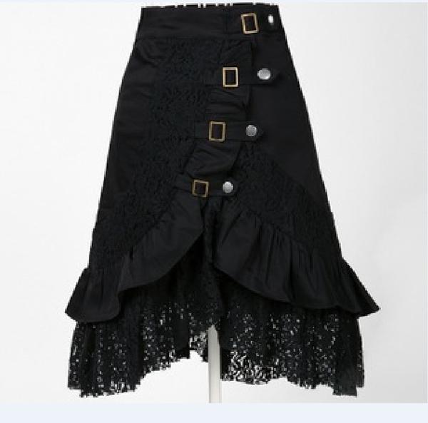 Assez Wish | steampunk dress HW89