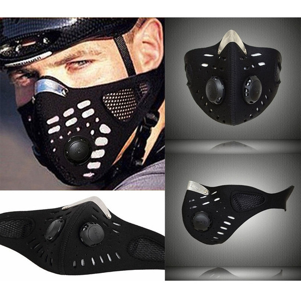 antidustfacemask, Cycling, activatedcarbonmask, Sports & Outdoors