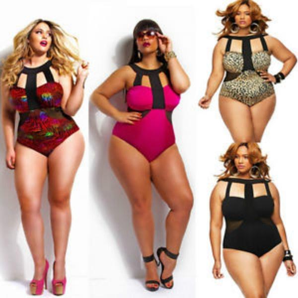 f9e763f5a32 Lady Women Sexy Push-up Padded Bra Bikini Monokini Swimwear Swimsuit ...