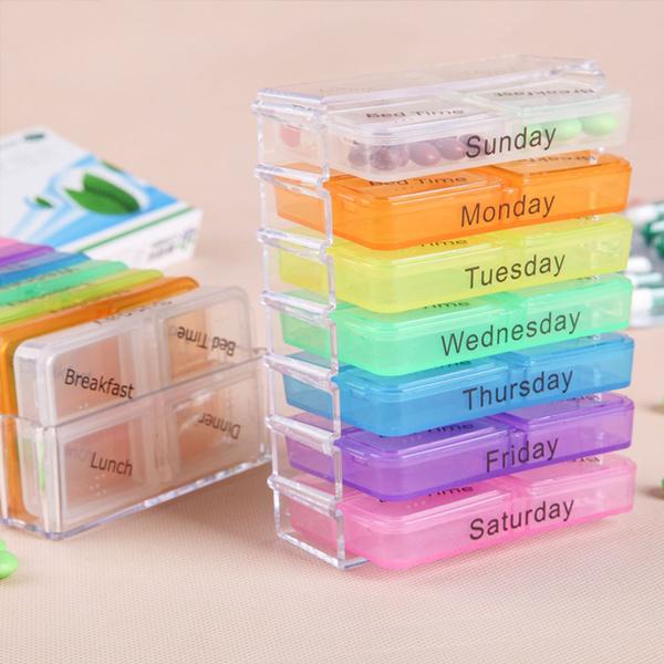 case, pillboxe, pillcase, Tablets