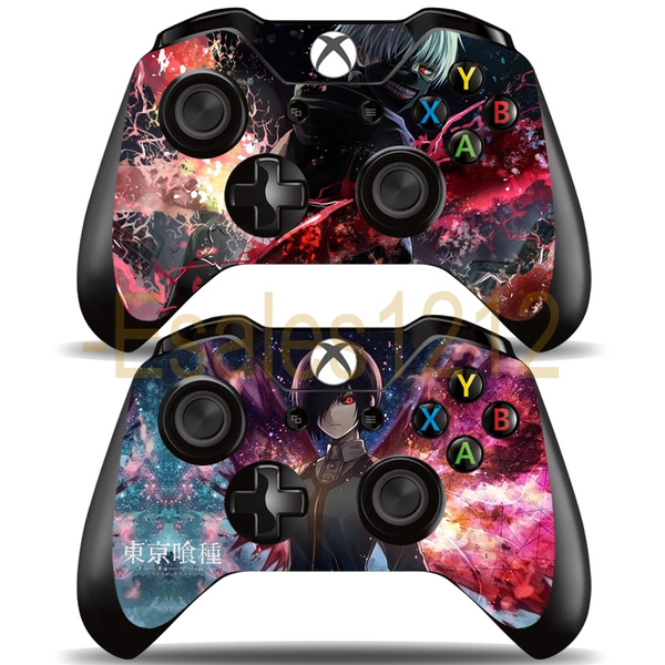 Xbox One (XB1) Controller Skin Anime Tokyo Ghoul Vinyl Skin Protective  Decal Sticker for Orginal Xbox One Remote Wireless Conroller Skin