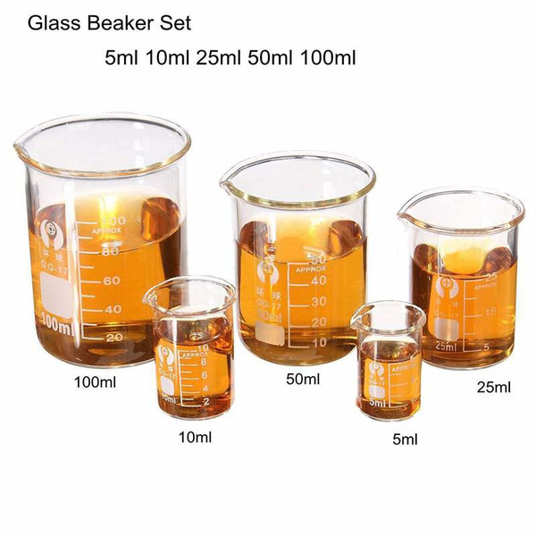 measuringcup, glassmeasuring, measuringbeakerset, Glass