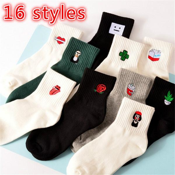 Hosiery & Socks, cartoonsock, Cotton Socks, autumnsock