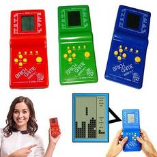 tetri, Toy, handheldgameplayer, recreationalmachine