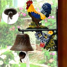 Decor, metaldoorbell, Door, Home Decor