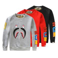 Shark, Fashion, Sweaters, Fleece
