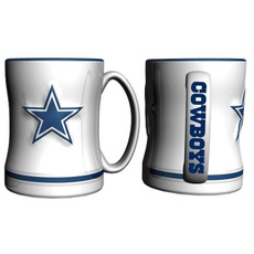 Mug, Dallas, nflmugscup, Sports Collectibles