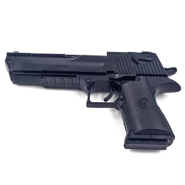 Wish | desert eagle Building block ,nerf m1911 rifle toy gun orbeez airsoft  pistol air soft desert eagle slugterra ak47 sniper m4a1