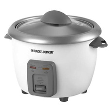 white, ricecooker, countertopcookingappliance, Kitchen