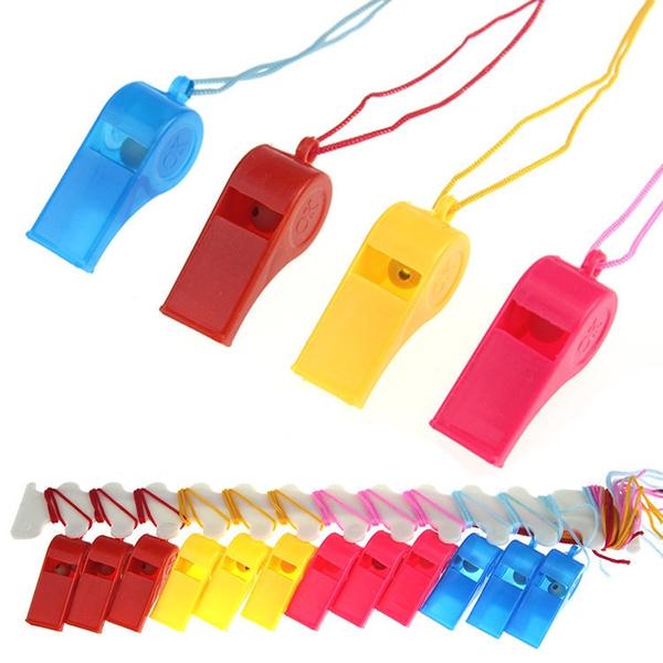 Plastic, Basketball, plasticsportswhistle, Sports & Outdoors