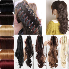 pony, Hair Extensions, Tail, hair