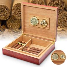 case, brown, cigarcase, cigarhumidor