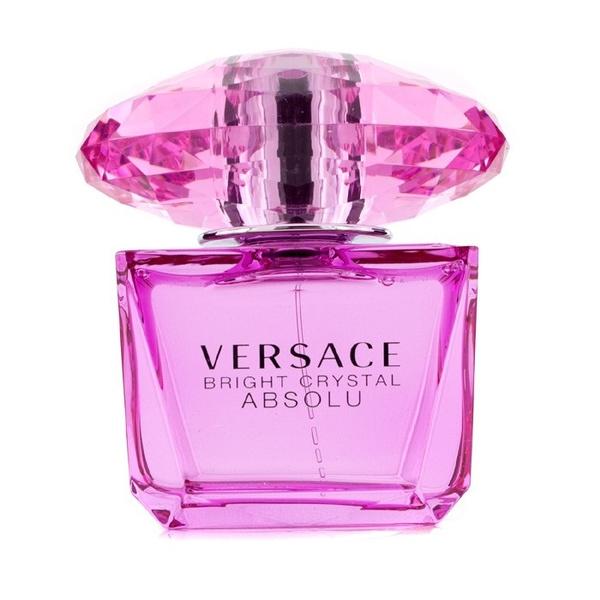Bright De Absolu Eau 90ml Crystal Parfum Spray Versace yv0wN8Omn