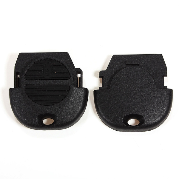 Repair Remote Entry Key Fob Shell Case Cover 2 Buttons For Nissan Pulsar  Patrol