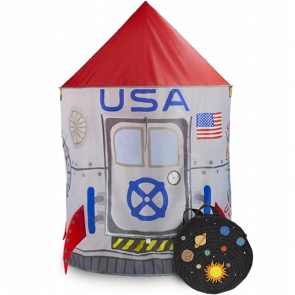 Space Ttnt 003 Holdings Roaring Play Tent Brybelly Adventure Rocket LSMpGUjqzV