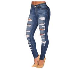 Blues, Fashion, pants, stretch