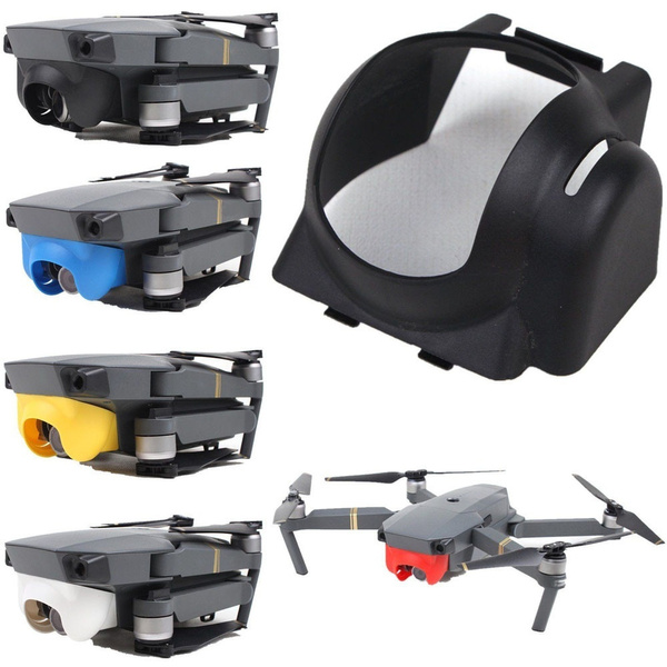 Picture of 2017 New Sun Shade Lens Hood Glare Gimbal Camera Protector Cover For Dji Mavic Pro Drone