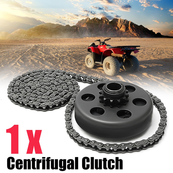 3/4inch Centrifugal Clutch 12 Tooth #35 Chain Screw Set For Honda 2 - 6 5HP  Engine