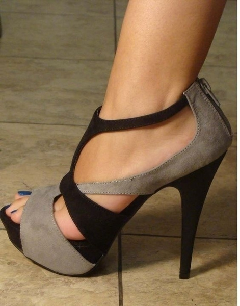 Picture of Women High Heel Sandals Fashion Sandals