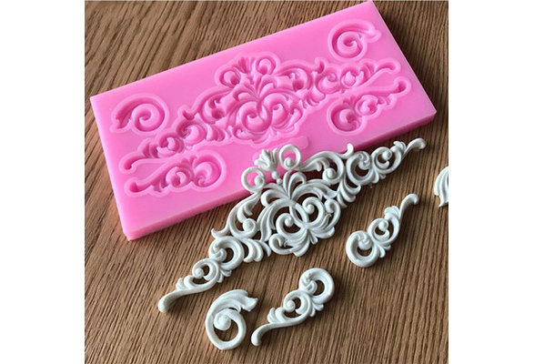 New Hot Cake Mold Good Quality DIY Mould Mold Silicone Baking Cake Decorating Topper