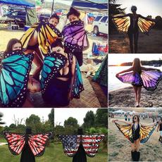 butterfly, Cosplay, women beachwear, pixiecostume