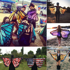 butterfly, Cosplay, women beachwear, pixiecostume