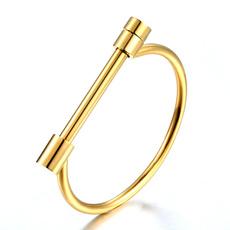 Charm Bracelet, Steel, Fashion, Love