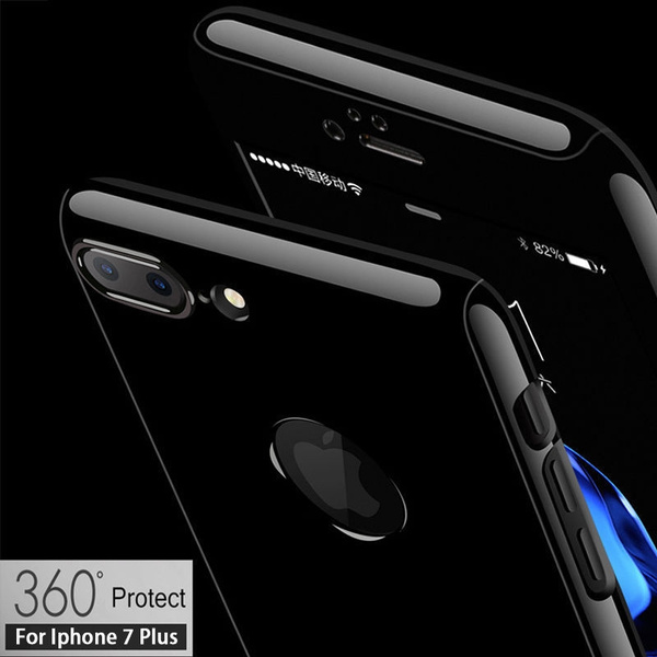custodia iphone 7 plus jet black