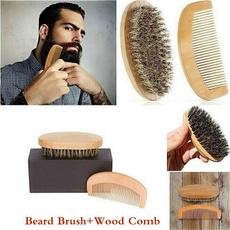 beardbrush, brushcombsset, Gifts, haircareampstyling