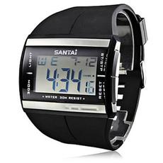 LED Watch, Fashion, Gifts, Waterproof