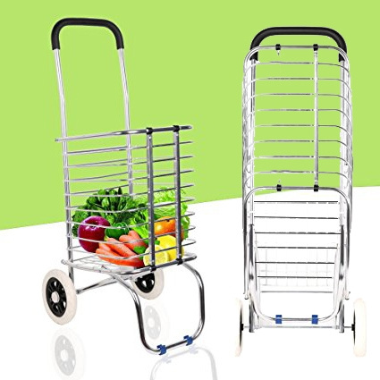 trolley, shoppingcartwithwheel, folding, portablecart